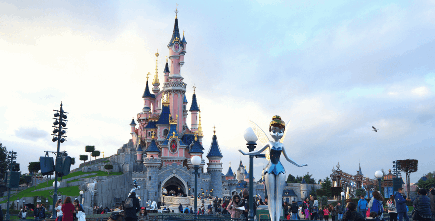 Reasons to visit Disneyland® Paris